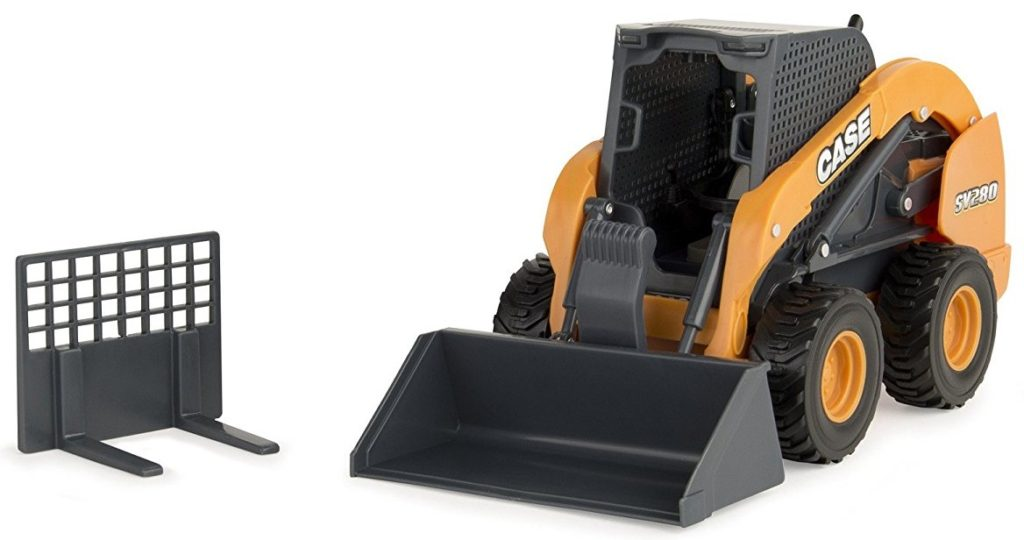 1/16 farm toy skid steer loader