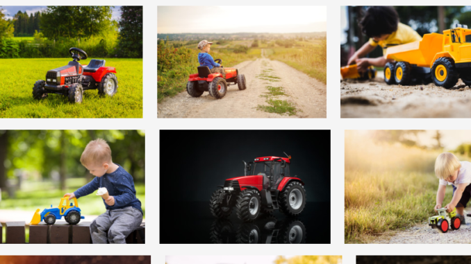 Toy Tractor Stores