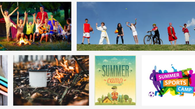 Summer camps for 5 year old