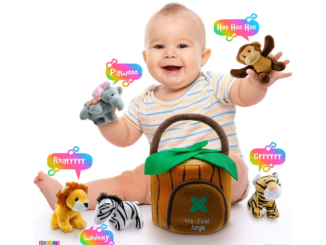jungle animal toys for toddlers